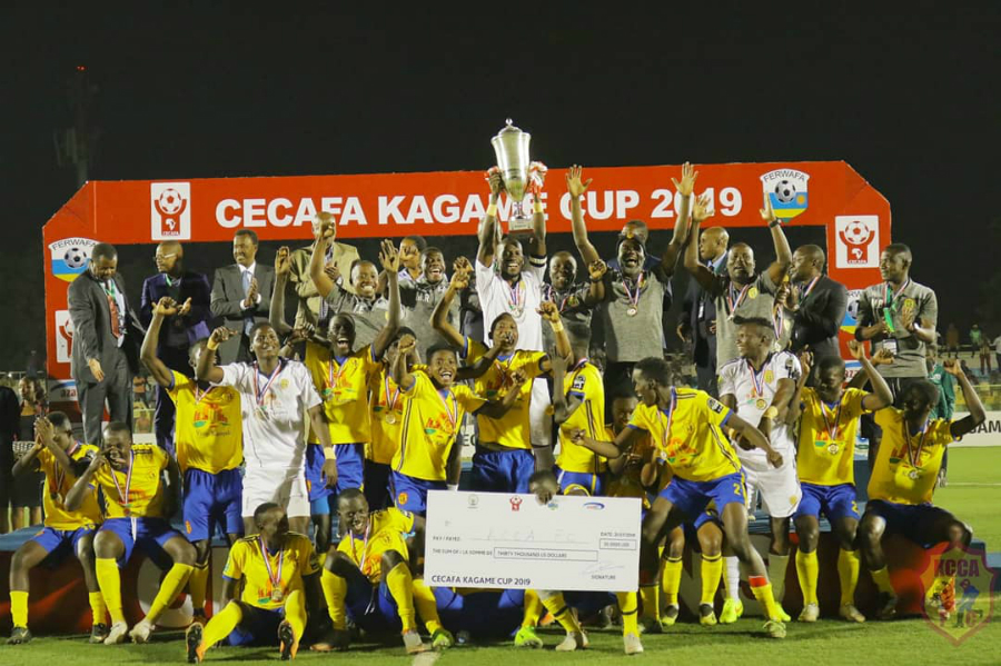 CECAFA Kagame Cup: KCCA FC to open title defence against Azam, Tusker pulls out