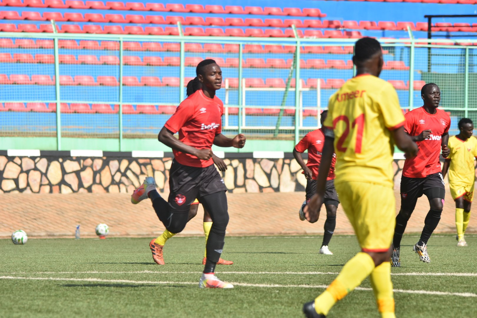 CAF CL: Express agonizingly bow out of the Champions League